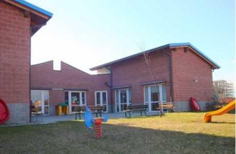 Rivarolo: scuola Infanzia in Via Bicocca