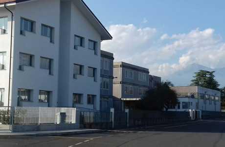 Rivarolo: scuola Secondaria di 1° Grado Guido Gozzano